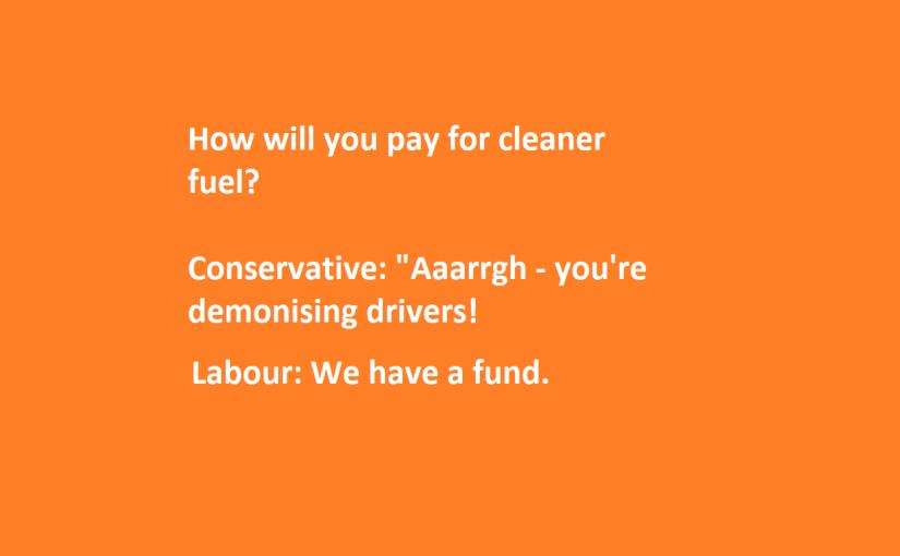 Workington hustings – cleanerfuel