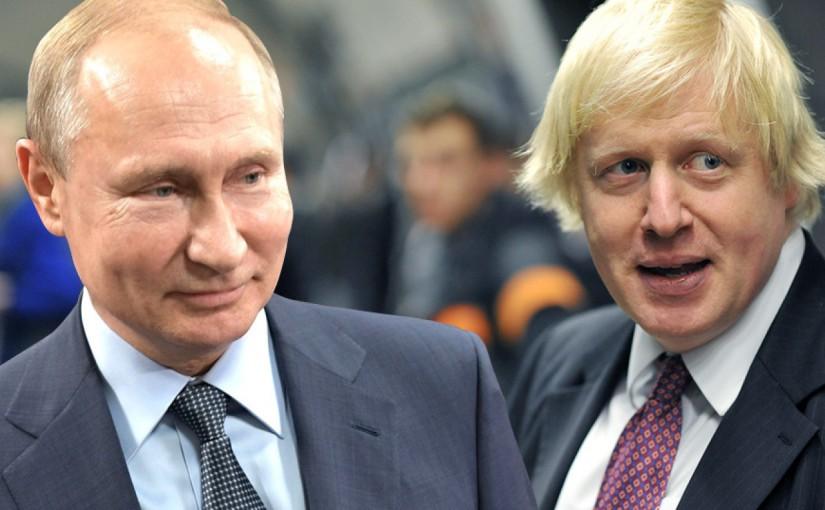 Wot… Still no Russianreport?