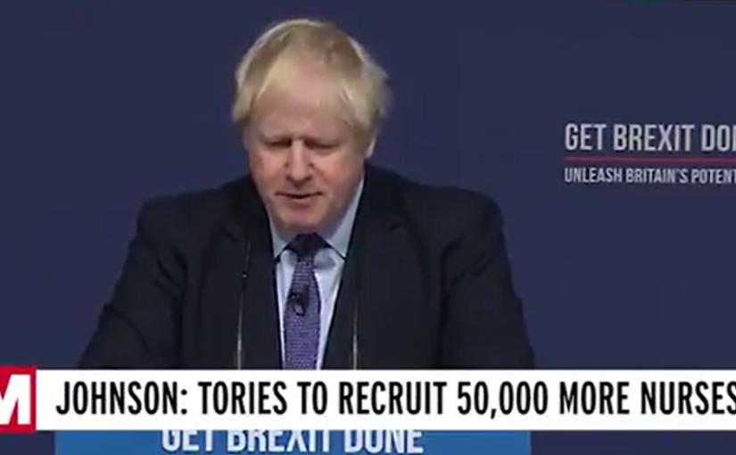 Boris brings back thebursary!
