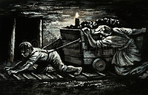 The dark side of the Industrial Revolution: child labour