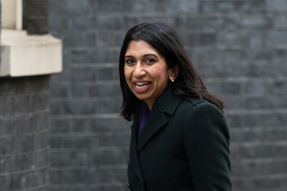Cabinet Meets After Reshuffle In London