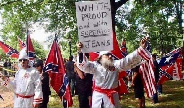 Racism in (very superficial)disguise
