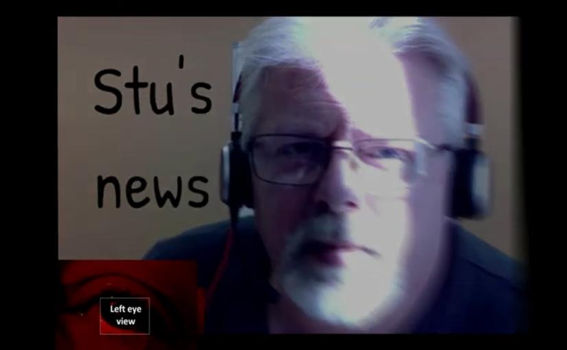 Stu's news – Best of Britishedition