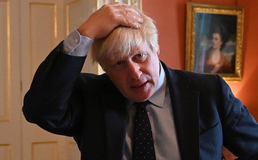 Well done Boris! Good job,mate!