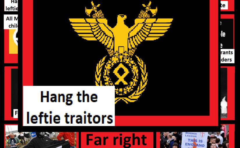 Far right bingo card:    Hang the leftietraitors