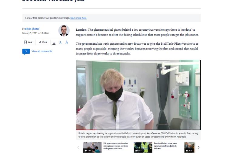 Boris' super-spreader incubationmachines